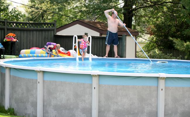 Par ou commencer pour installer une piscine ?