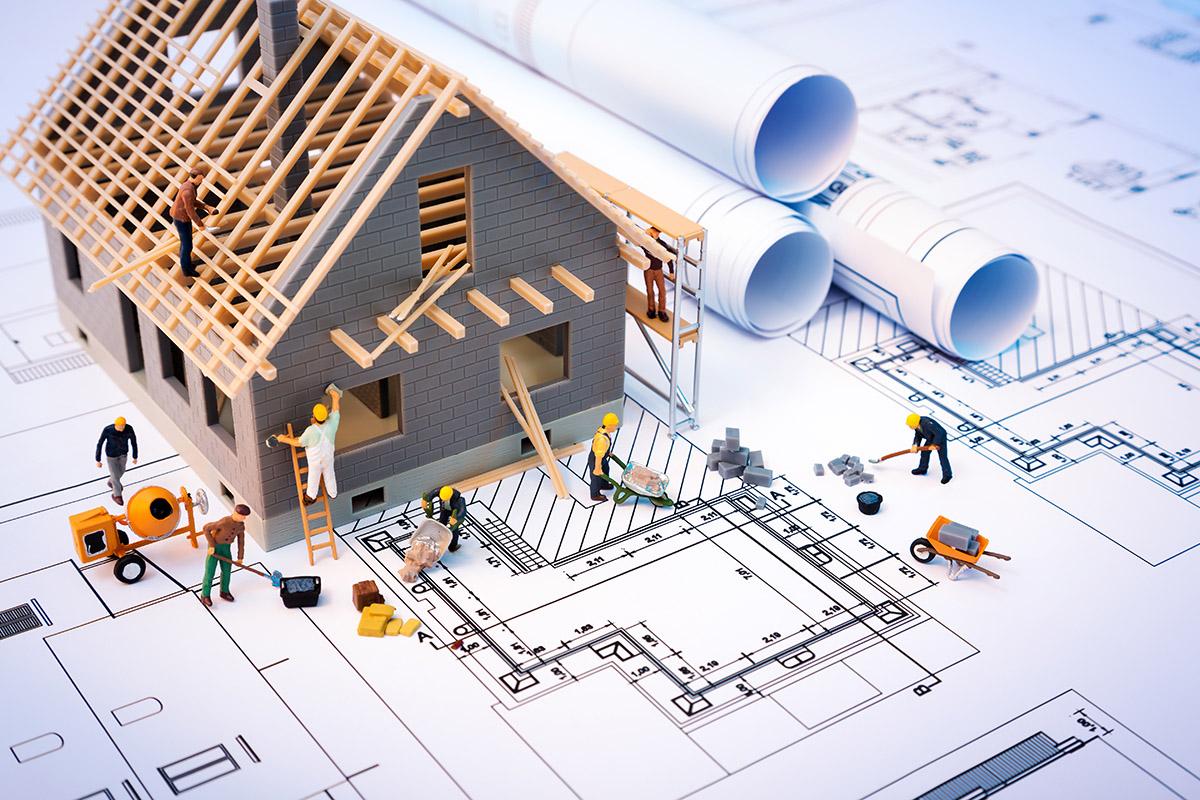 Vous avez pour projet de faire construire votre maison ?
